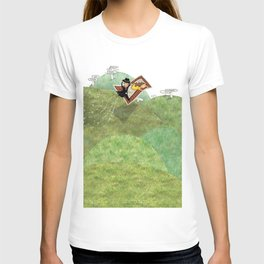 Fernando Pessoa T-shirt