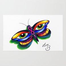 Butterfleyes Rug