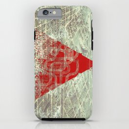 Rusty Future iPhone Case