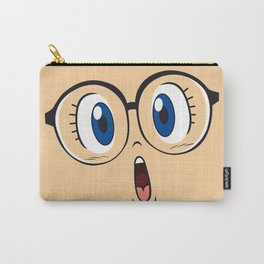 Arale Face Carry-All Pouch