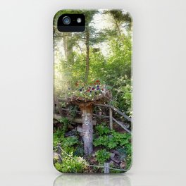 Jefferson City Montana - Secret Lives In The Trees iPhone Case