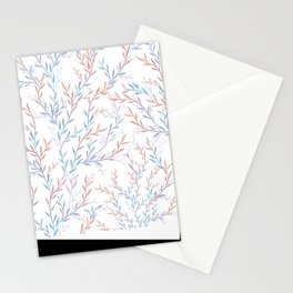 Leafy Vines Stationery Cards