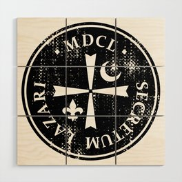 Knights Of Lazarus Discovery Of Witches Wood Wall Art