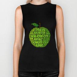 New York State Apple Biker Tank