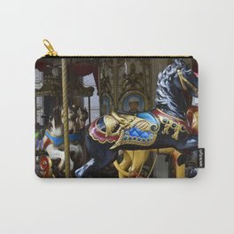 Merry Go Round - Montecatini Terme , Italy Carry-All Pouch