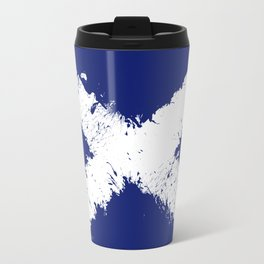 in to the sky, scotland Travel Mug