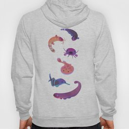 Electric fish Hoody