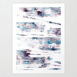 Threadbare Art Print