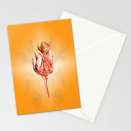 Dreaming Rose Stationery Cards