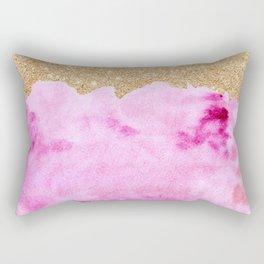 Tourette syndrome Rectangular Pillow