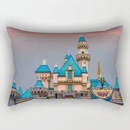 Princess Castle Rectangular Pillow
