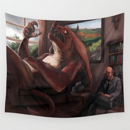 We All Have Issues Wall Tapestry