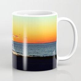 Traditional Seaside Sunset Coffee Mug