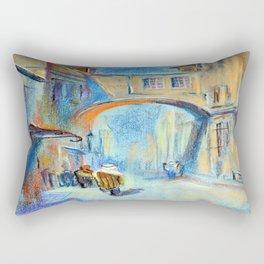 The Way of Jesus Rectangular Pillow