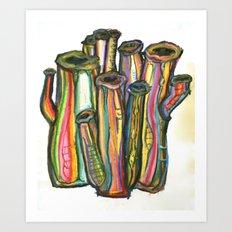 tubuals Art Print