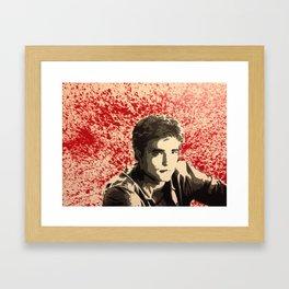 Edward Cullen  Framed Art Print