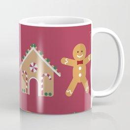 Winter/Christmas - Gingerbreads And Gingerbread Houses Coffee Mug