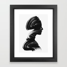 See Framed Art Print