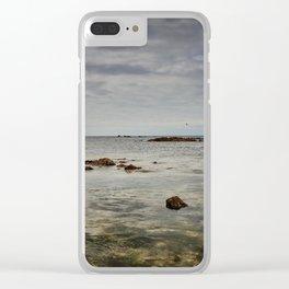 Galicia Clear iPhone Case