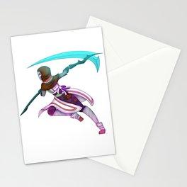 Dream Warrior Stationery Cards