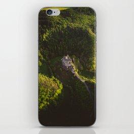 Hidden world iPhone Skin
