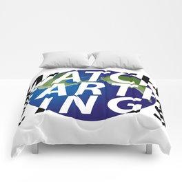watch earthlings Comforters