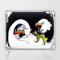 Eagle & Swan Laptop & iPad Skin