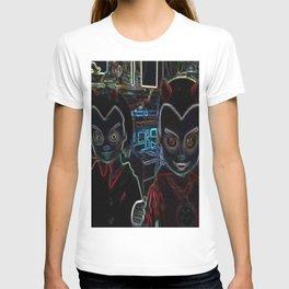 Lou Sapphire x 2 T-shirt
