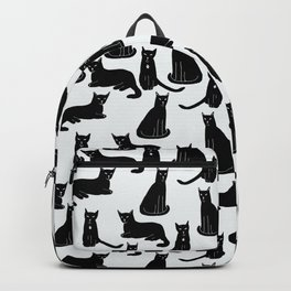 Brothers: Black cats Backpack