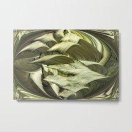 Nikkal Metal Print