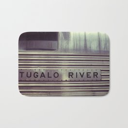 Tugalo River Railways Bath Mat