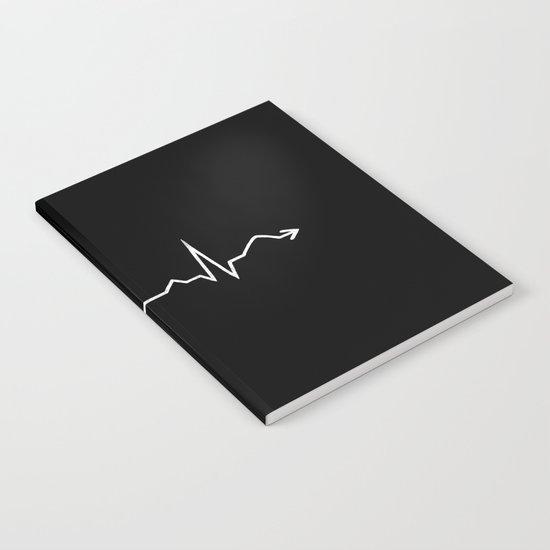 ecg arrow  Notebook