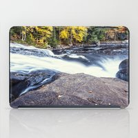 rush iPad Cases featuring rush by Bonnie Jakobsen-Martin