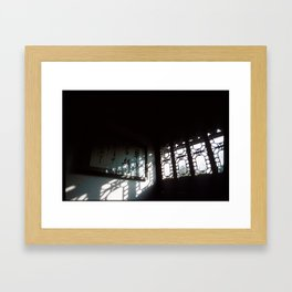 china Framed Art Print