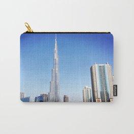 Dubai Burj Khalifa Carry-All Pouch