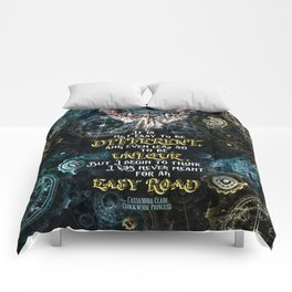 Infernal Devices - Easy Road Comforters