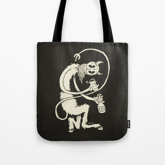 The Devil Tote Bag