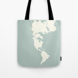 Dymaxion Map of the World Tote Bag