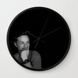 Eddie Redmayne 7 Wall Clock