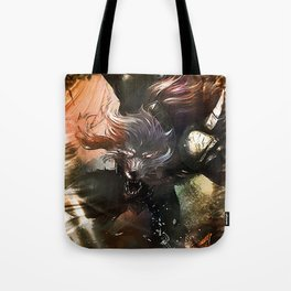 League of Legends WARWICK Tote Bag