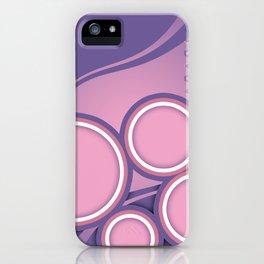 Ultra Violet KINDRED SPIRITS iPhone Case