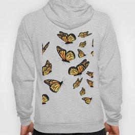 Monarch butterflies Hoody
