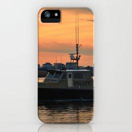 Pilot Vessel iPhone Case