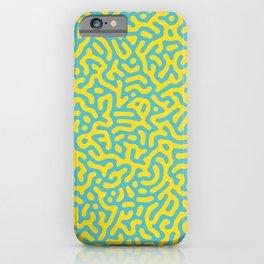 Sun summoner pattern iPhone Case