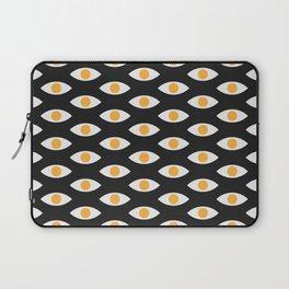 eye pattern Laptop Sleeve