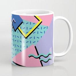 Memphis Pattern 14 - 80s Retro Coffee Mug