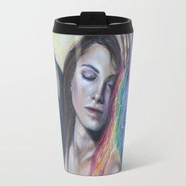 This Colorful World Travel Mug