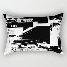 birds eye. Rectangular Pillow