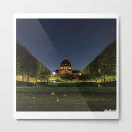 Clear Night Metal Print