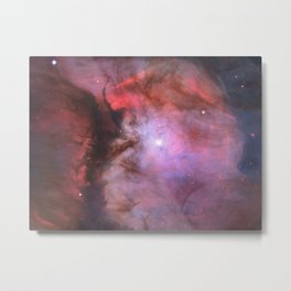 Hubble Space Telescope - Orion in miniature (2006) Metal Print